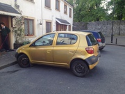 car toyaoa yaris gold ,  nct for the year,   and taxed until June,